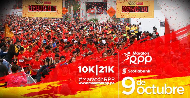 Maratón RPP 2016