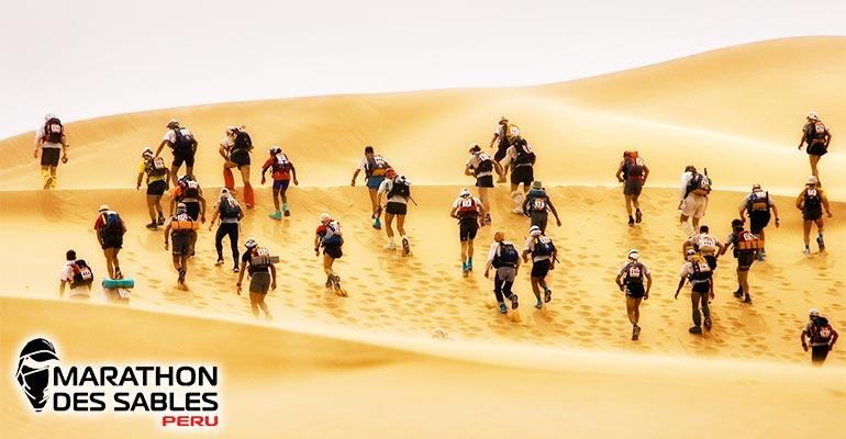 Marathon Des Sables: Conozca a algunos de los peruanos que correrán en el desierto de Ica