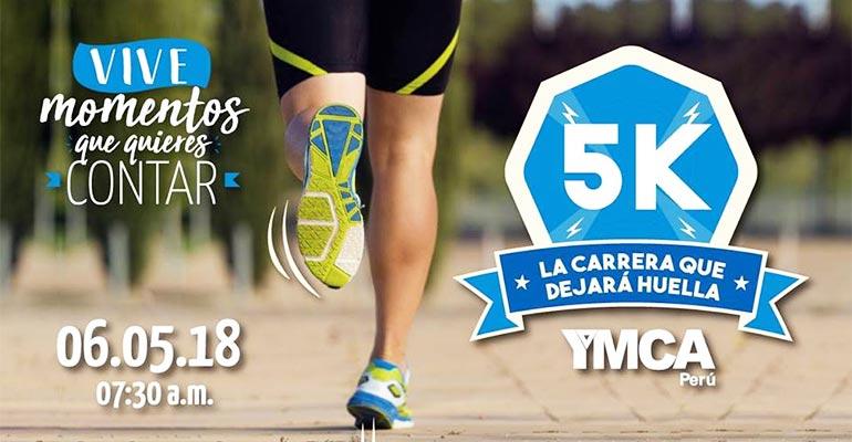 YMCA Perú 5K 2018