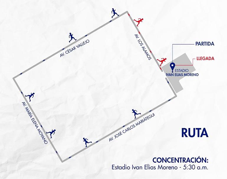 Lima Corre Con Villa El Salvador 5k 2016 Running 4 Peru