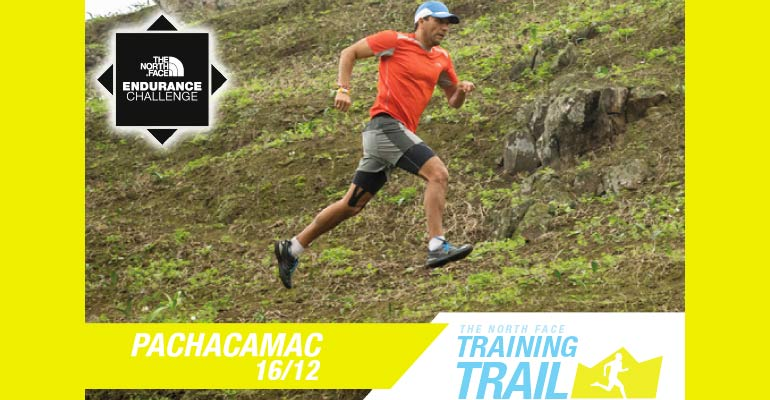 The North Face: Training Trail Pachacamac - 16 Diciembre 2017