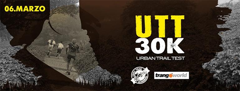 III UTT - Urban Trail Test 30K 2016