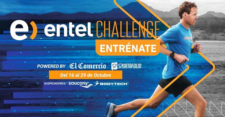 Entel Challenge Entrénate: Un nuevo desafío