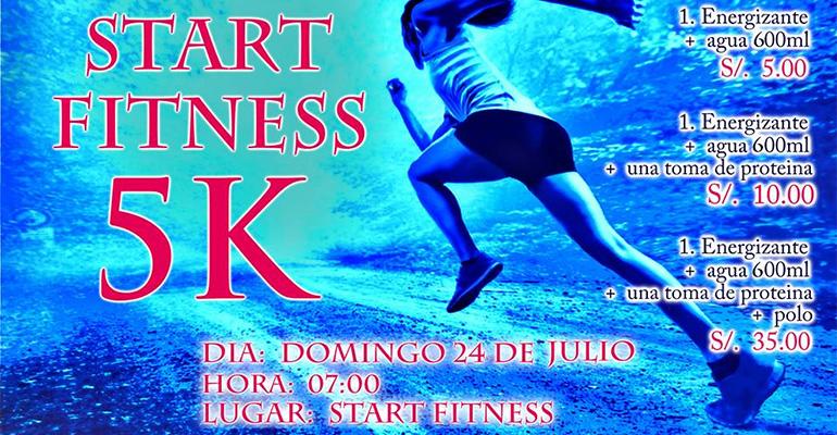 Star Fitness 5K 2016
