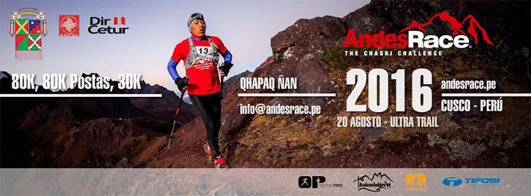 Andes Race 2016 The Chaski Challenge