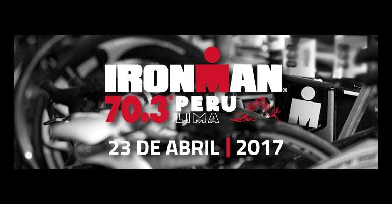 IRONMAN 70.3 Perú 2017