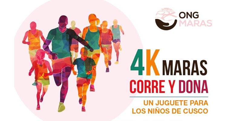"""4K Maras """"Corre y Dona"""" 2017"""