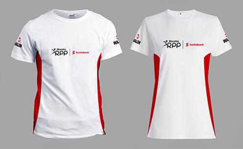 Polo Oficial de la Maratón RPP Scotiabank 2016