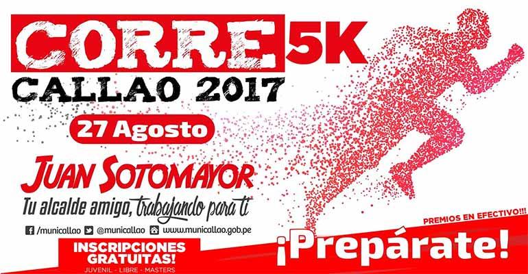 Corre Callao 5K 2017