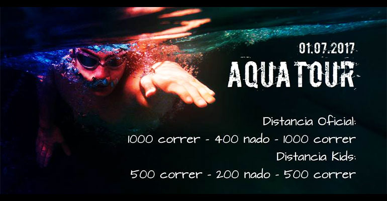 Primera Fecha Aqua Tour 2017