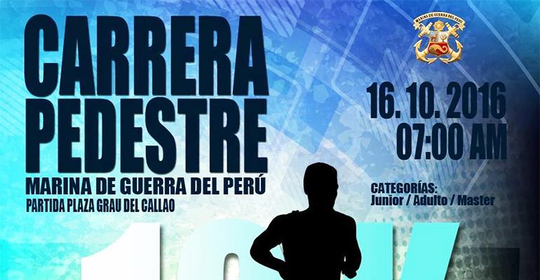 Marina De Guerra Del Perú 10K 2016