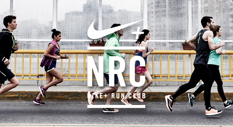 Nike NRC Speed Run - 10 Mayo 2016