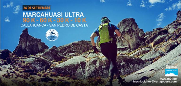 II Marcahuasi Ultra Trail