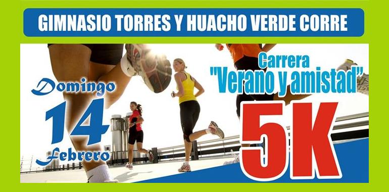 Carrera Verano y Amistad 5K 2016