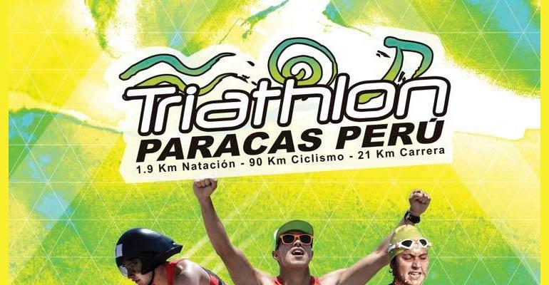 Triatlon Half Ironman Paracas 2017