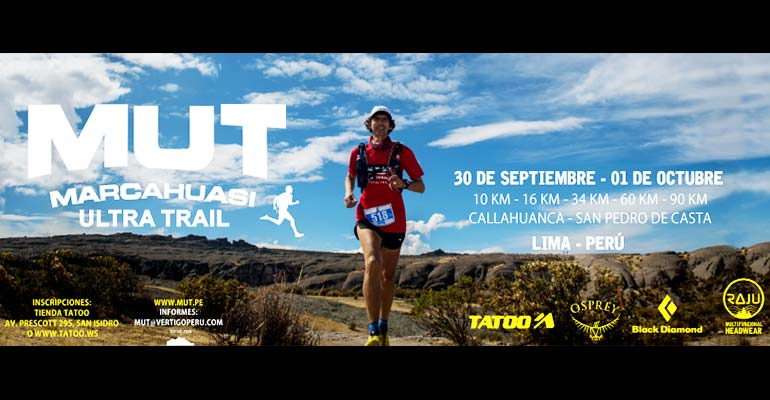 IV Marcahuasi Ultra Trail (MUT) 2017