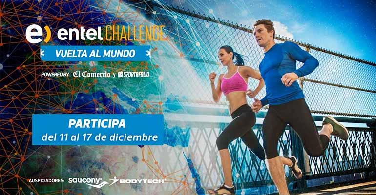 Entel Challenge: Vuelta al Mundo