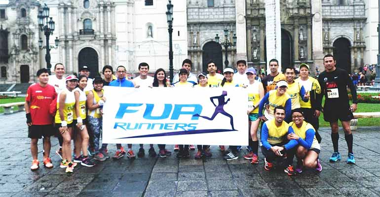 Fua Runners - 29K Entrenamiento Rumbo Para Lima 42K 2017