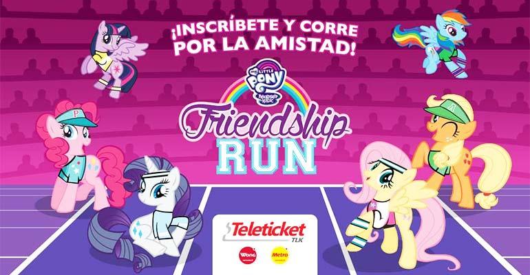 My Little Pony Friendship Run 2.5K 2017