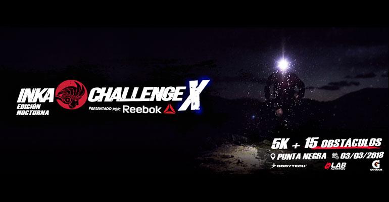 X Edición Inka Challenge 2018 - Punta Negra
