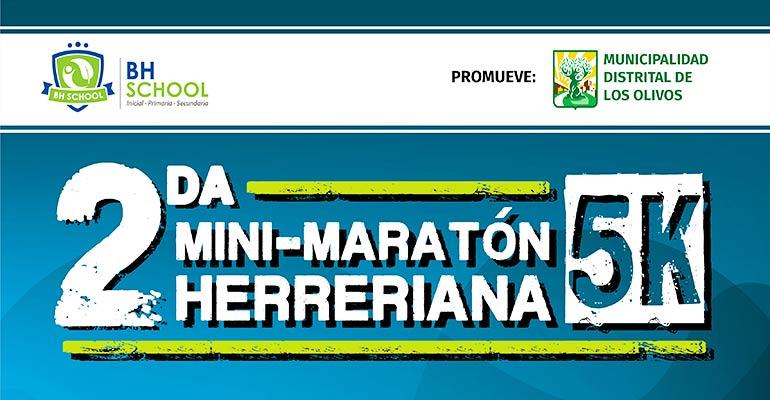 Mini Maratón Herreriana 5K 2017