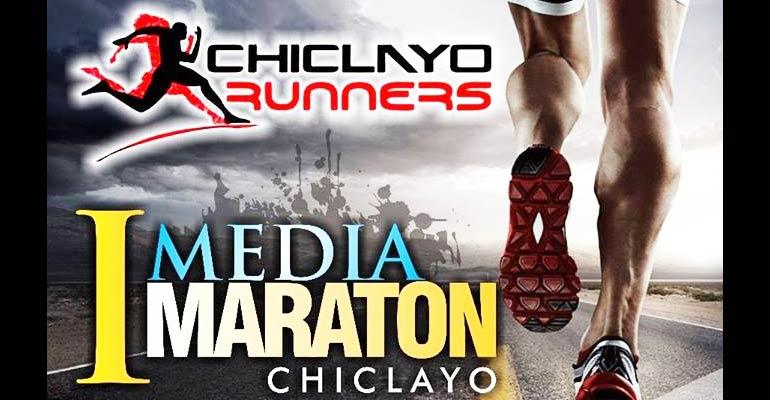 Media Maratón Chiclayo 2017