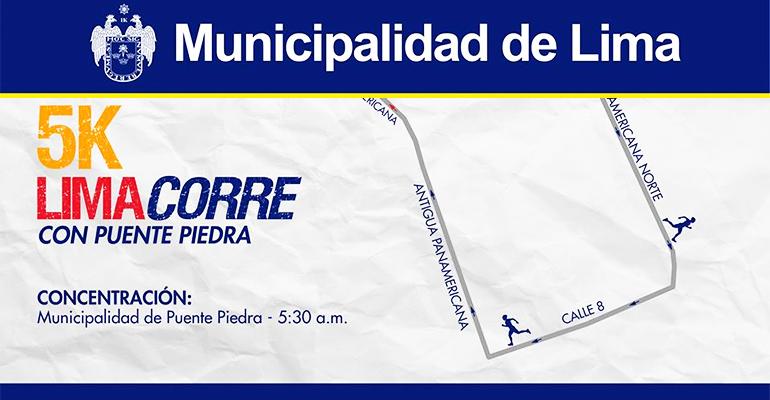Lima Corre Con Puente Piedra 5K 2016