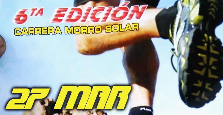 Carrera Morro Solar 5K 2016