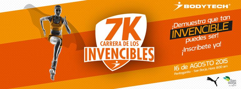 7K Carrera de los Invencibles - 2015