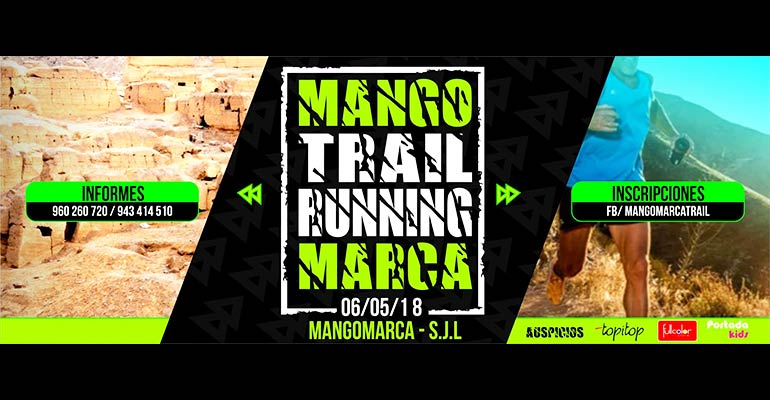 Mangomarca Trail Running 2018
