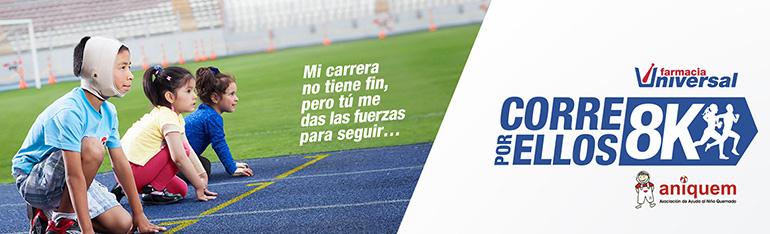 Corre Por Ellos 8k - 2015