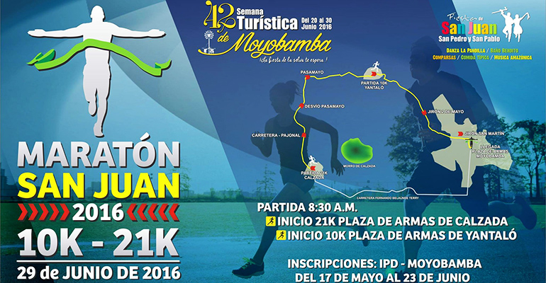 Maratón San Juan 2016