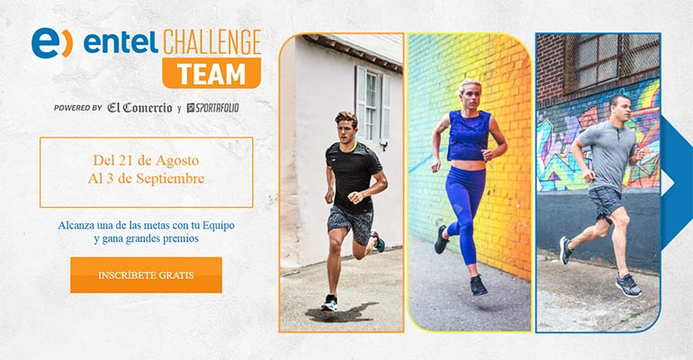 Entel Challenge Team: Desafío por equipos