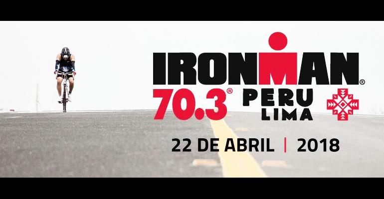 IRONMAN 70.3 Perú 2018
