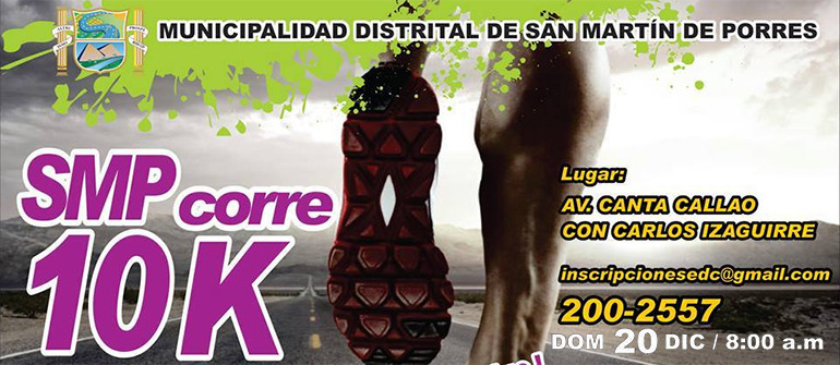 SMP Corre 10K 2015