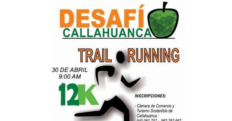Desafío Callahuanca 12K 2016