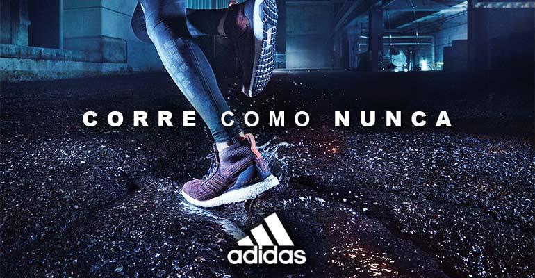Adidas lanza las zapatillas UltraBOOST ATR, diseñadas para todo clima