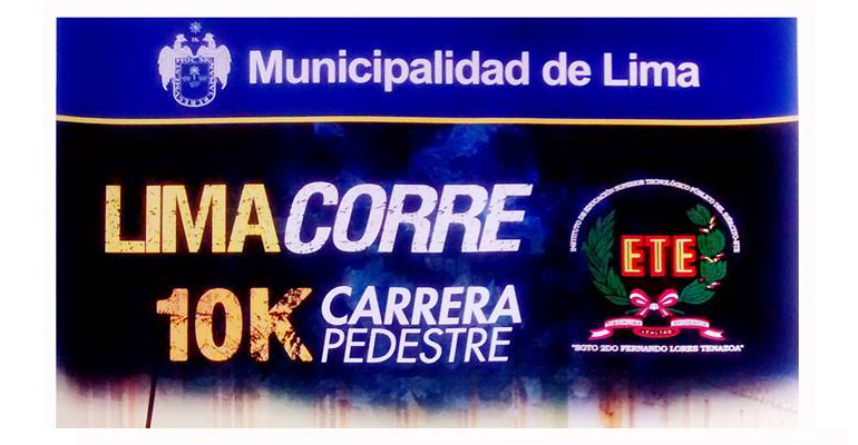 Lima Corre IESTPE ETE 10K 2016