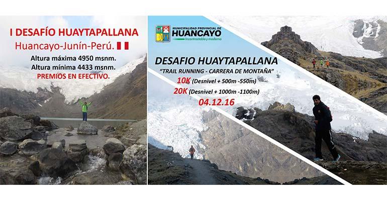 Desafío Huaytapallana 2016