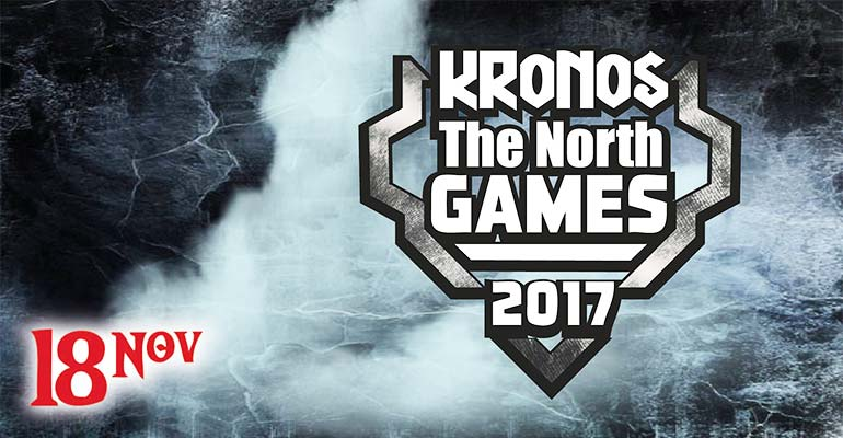 The North Games 2017 - Segunda Edición