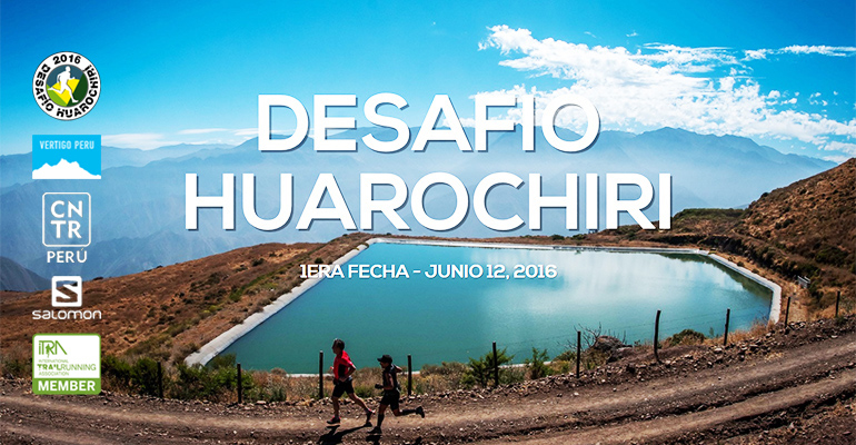 IX Desafío Huarochirí 2016 - Primera Fecha