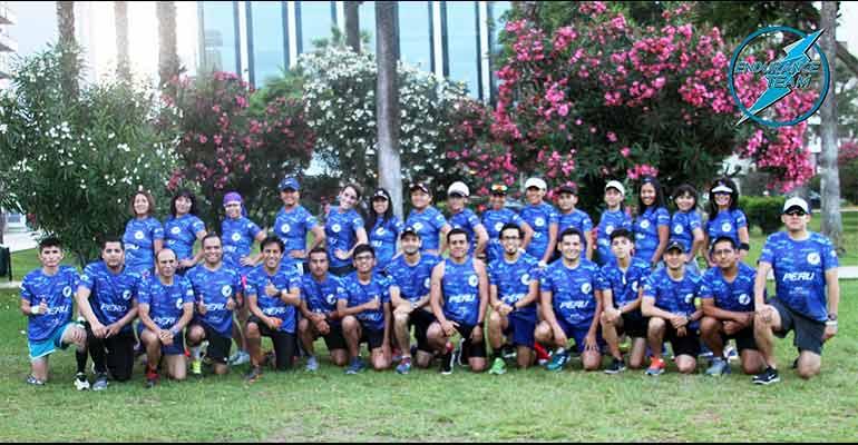 Endurance Team - Fondo de Aniversario 2017