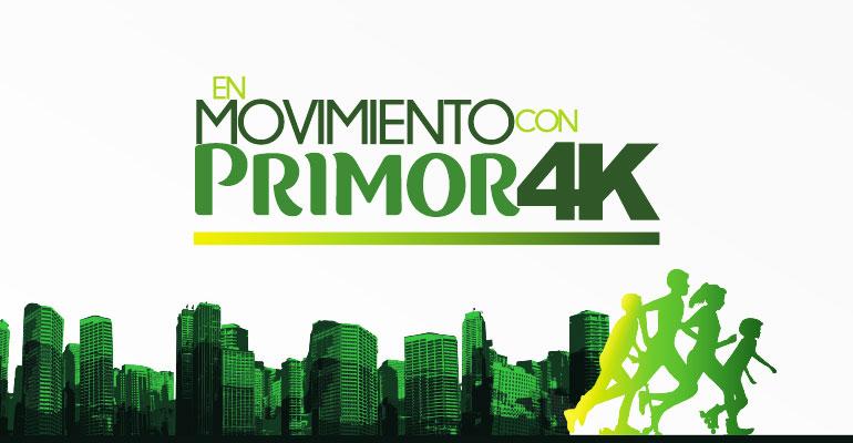 En Movimiento con Primor 4K 2017