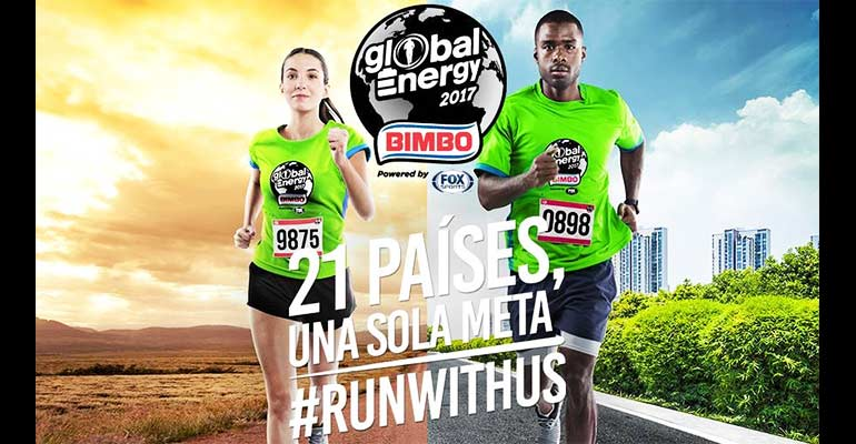 Bimbo Global Energy Race 2017