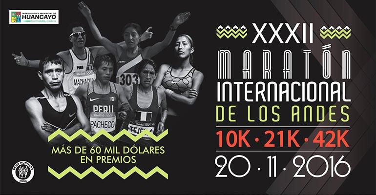 Maratón Internacional de Los Andes 2016