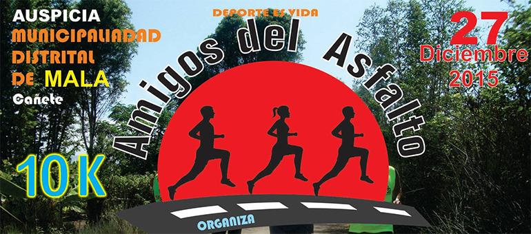 8va Carrera 10K Aniversario de Amigos del Asfalto 2015