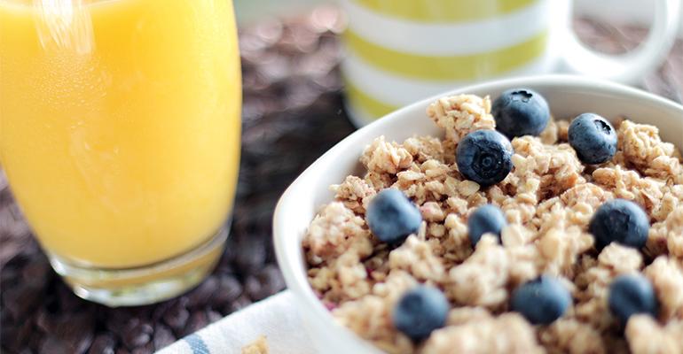¿Qué debes desayunar el día de la carrera?