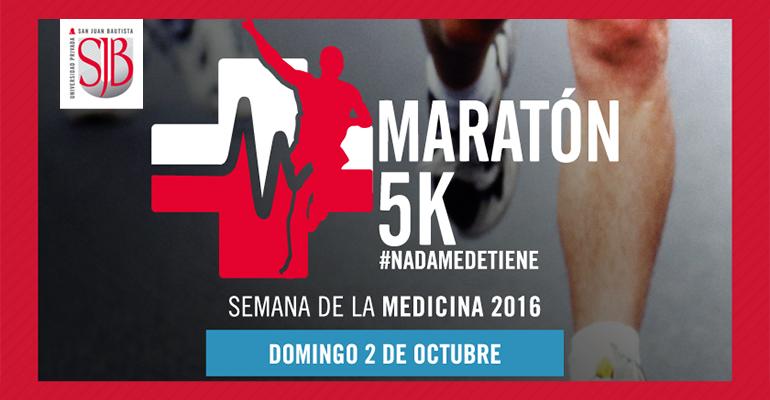 Maraton 5K UPSJB 2016