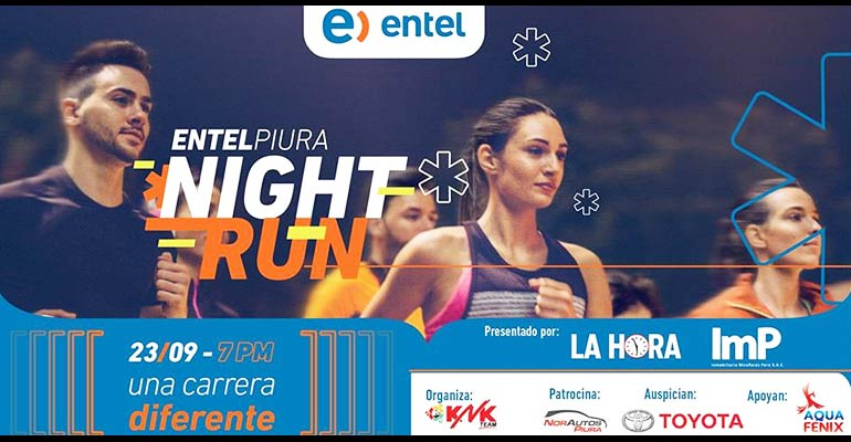 Entel Piura Night Run 2017
