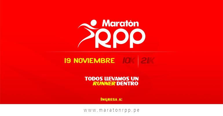 Maratón RPP 2017